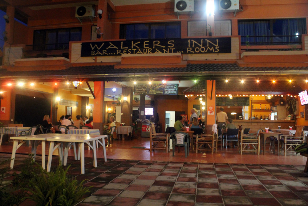 Walkers Inn, host of the Quiz Night for Sharks