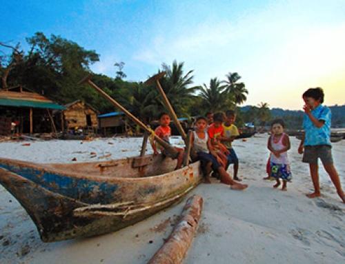 Helping the Moken in Burma