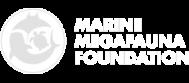 Marine Megafauna Logo